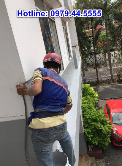 công ty chống thấm tại Hà Nội