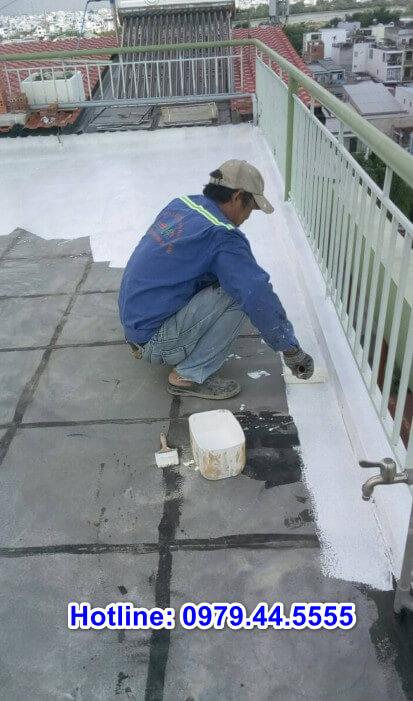 Các phương pháp chống thấm bê tông