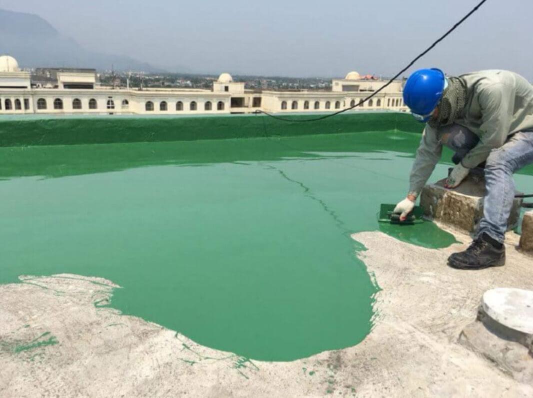 Công ty chống thấm tại Bắc Ninh