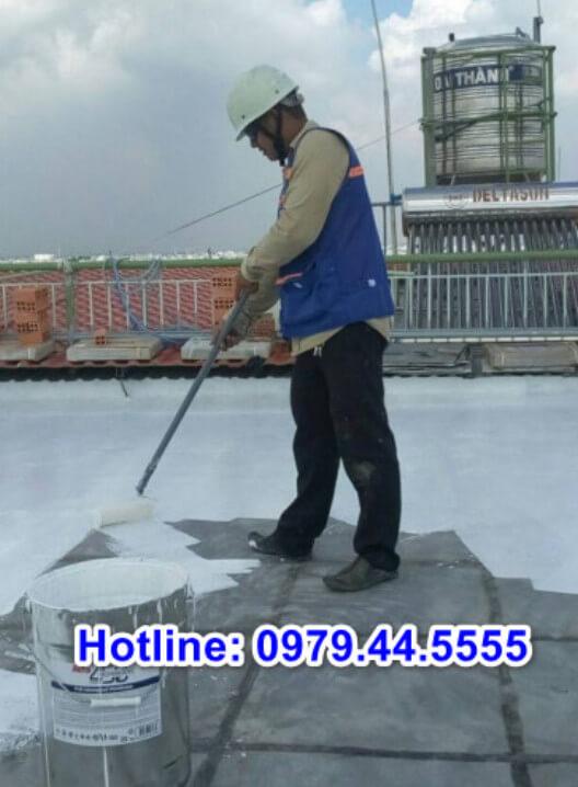 Tiêu chuẩn chống thấm trong xây dựng