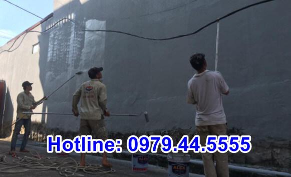 công ty Chống thấm tại huyện Quốc Oai