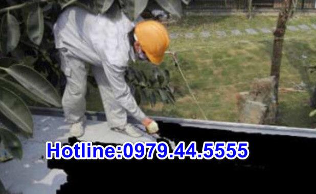 công ty chống thấm tại quận Thanh Xuân